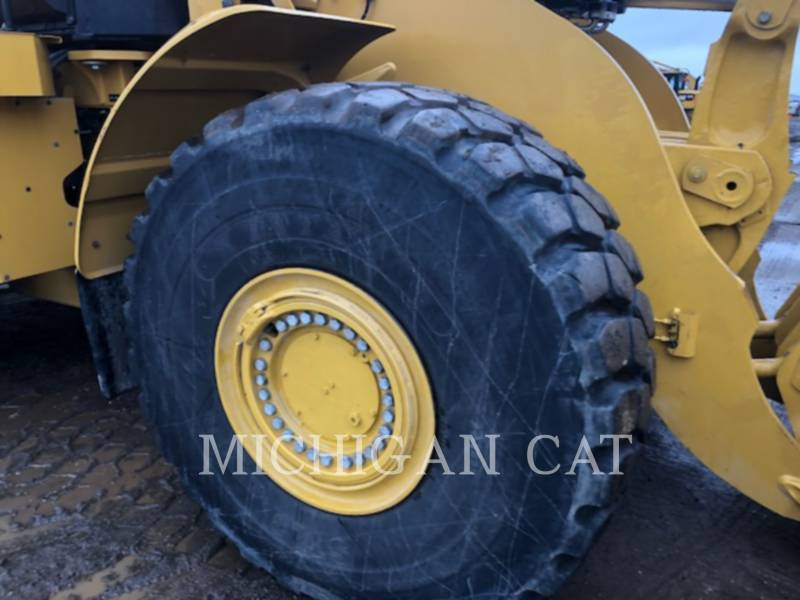 CATERPILLAR WHEEL LOADERS/INTEGRATED TOOLCARRIERS 980M LS equipment  photo 12