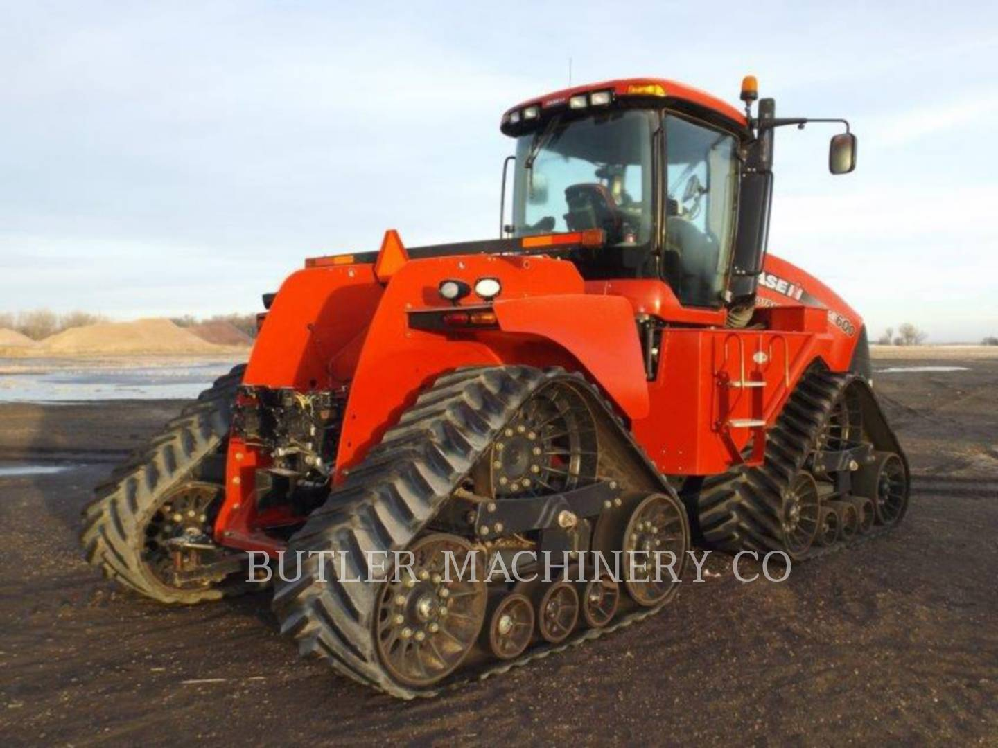 Detail photo of 2011 Case IH 600Q from Construction Equipment Guide