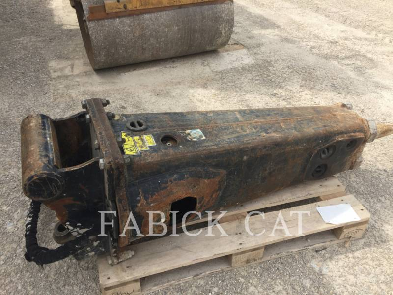 CATERPILLAR  HAMMER H 95 E S equipment  photo 2