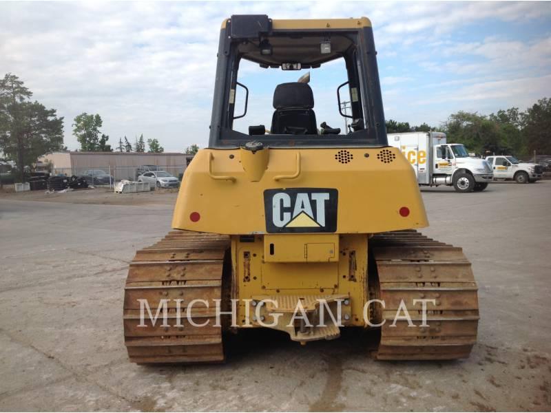 CATERPILLAR TRACK TYPE TRACTORS D6KL equipment  photo 9