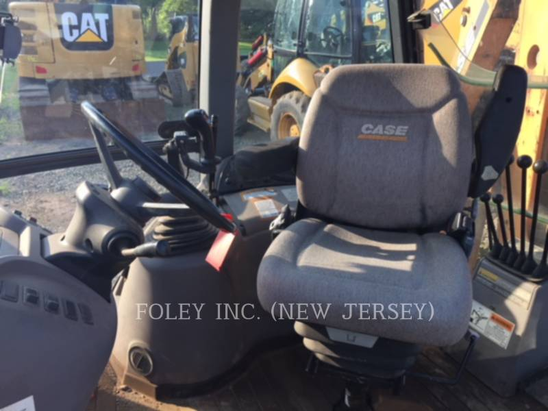 CASE BACKHOE LOADERS 590SM equipment  photo 6