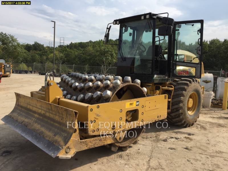 CATERPILLAR VERDICHTER CP56B equipment  photo 4