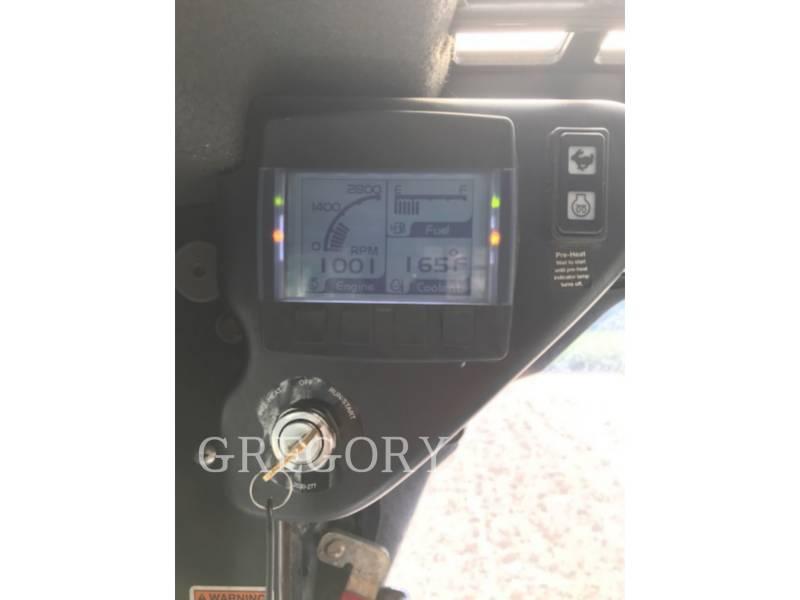 TEREX CORPORATION MINICARGADORAS PT110F equipment  photo 18