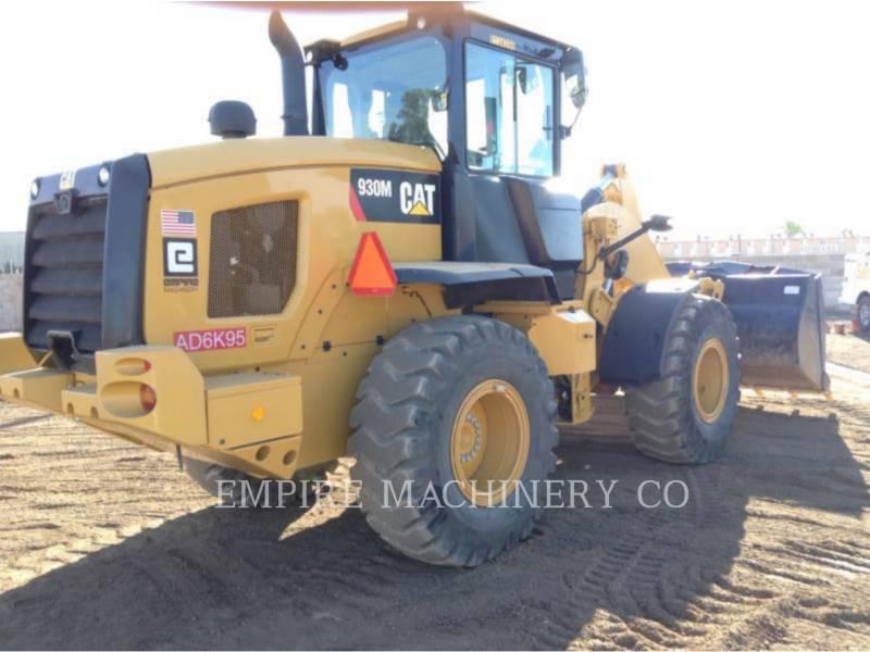 CATERPILLAR RADLADER/INDUSTRIE-RADLADER 930M FC equipment  photo 2