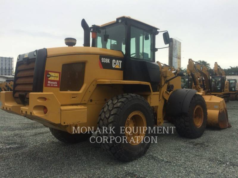 CATERPILLAR PALE GOMMATE/PALE GOMMATE MULTIUSO 938K equipment  photo 6