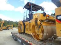 Equipment photo CATERPILLAR CB46B TANDEMVIBRATIONSWALZE, ASPHALT 1