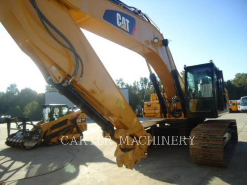 CATERPILLAR EXCAVADORAS DE CADENAS 336F 12 equipment  photo 2