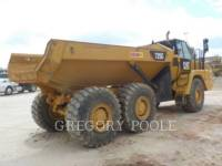 CATERPILLAR DUMPER ARTICOLATI 725C equipment  photo 9