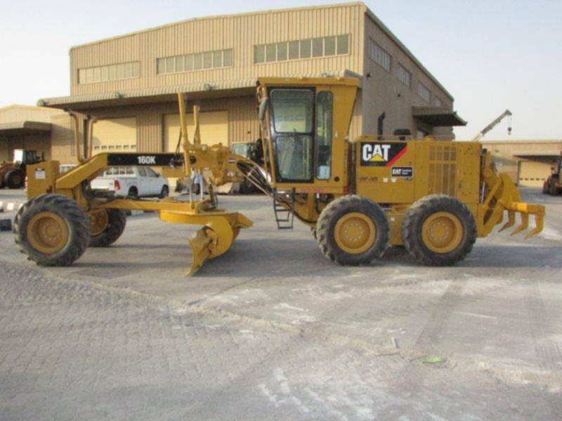 Caterpillar AUTOGREDERE 160K equipment  photo 2