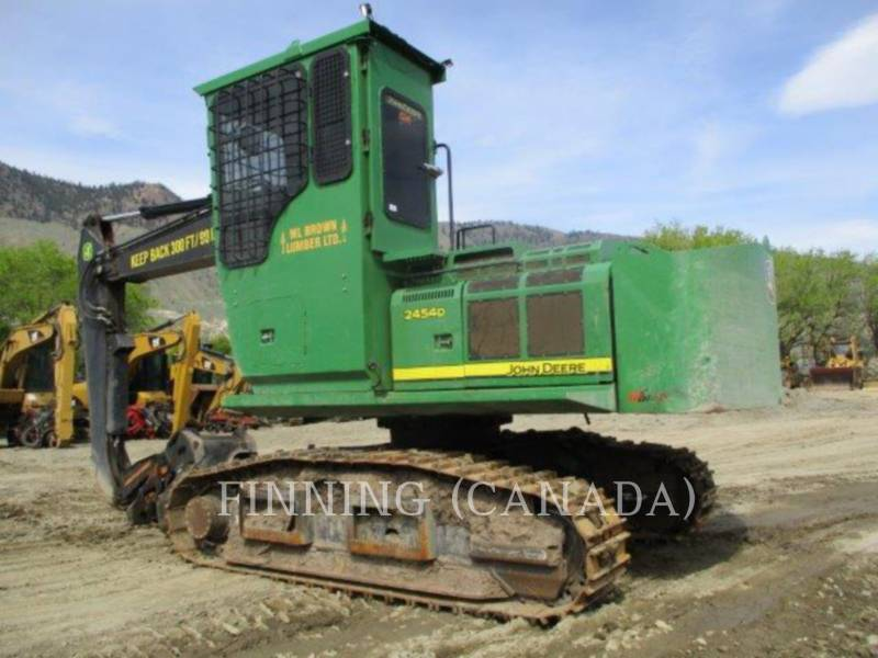 JOHN DEERE Forstwirtschaft –  Prozessor 2454D equipment  photo 4