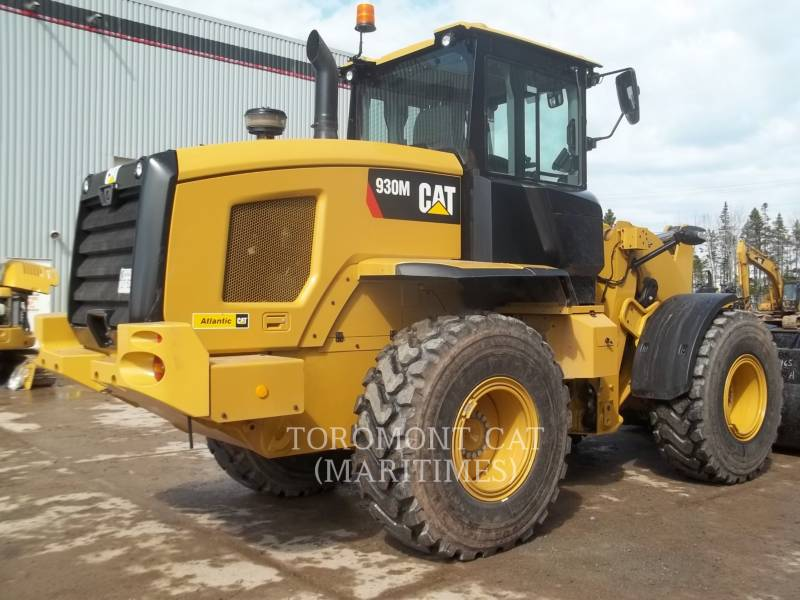 CATERPILLAR CARGADORES DE RUEDAS 930 M equipment  photo 3