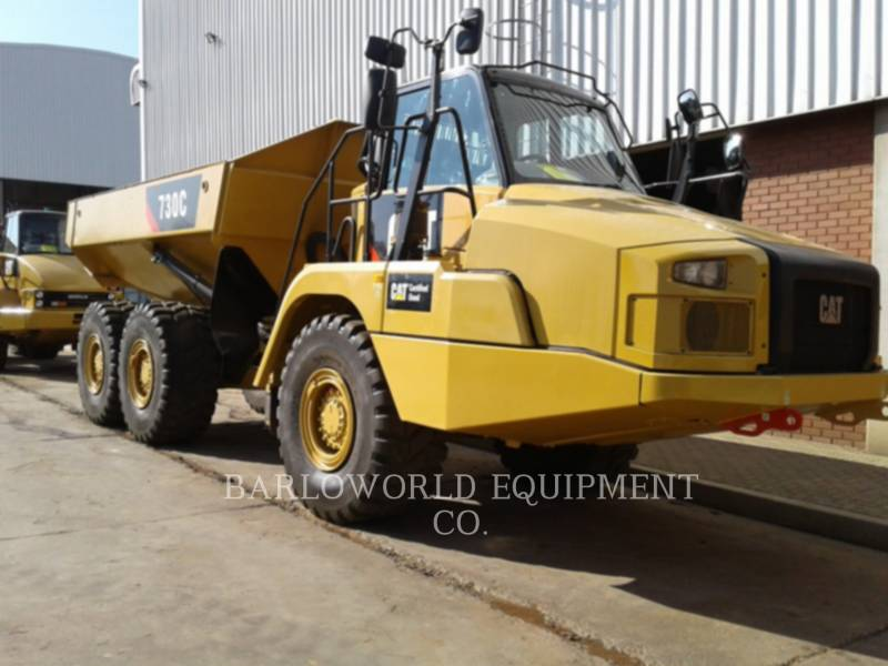 CATERPILLAR CAMIONES ARTICULADOS 730 C equipment  photo 2