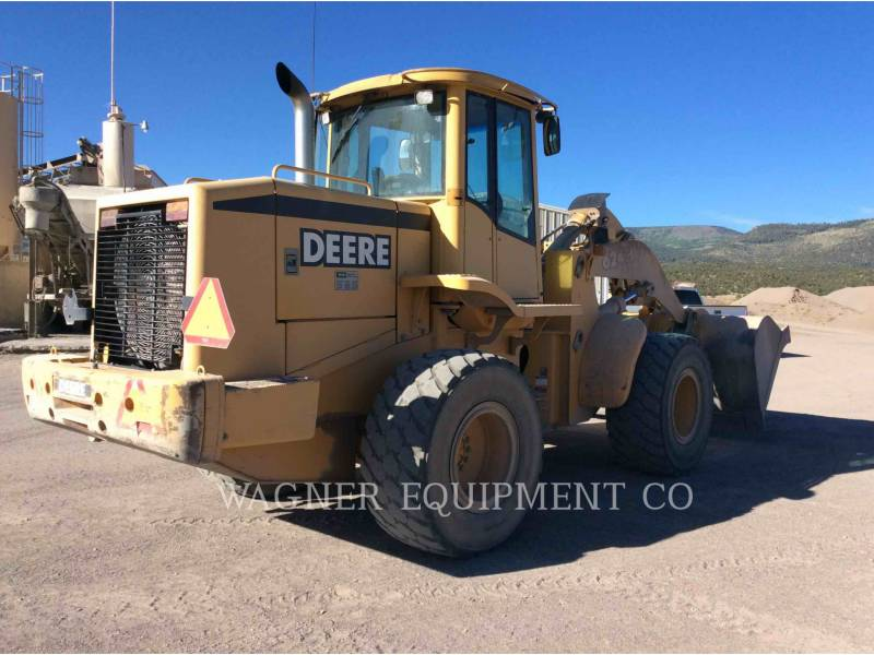 DEERE & CO. CARGADORES DE RUEDAS 624H equipment  photo 3
