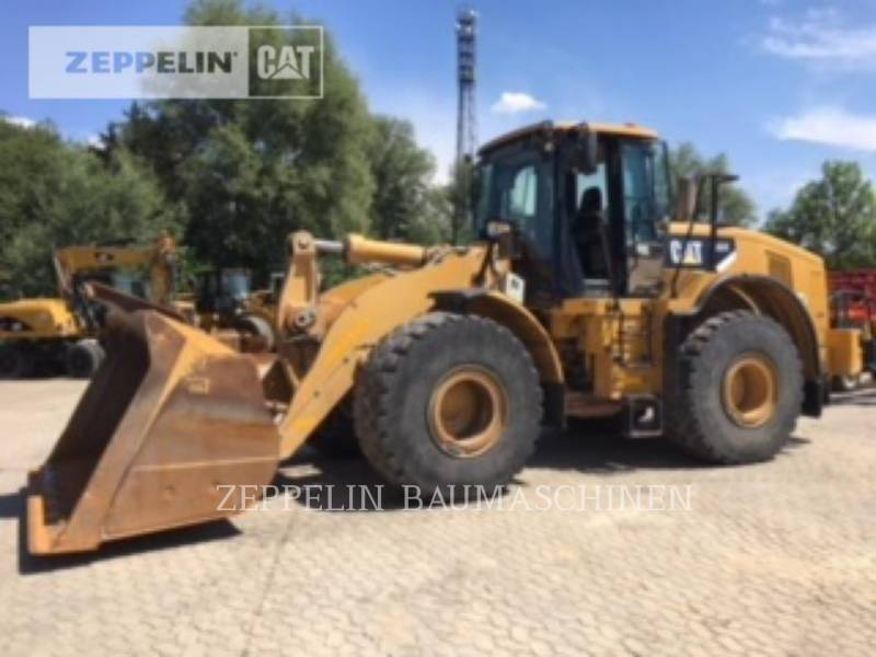 CATERPILLAR RADLADER/INDUSTRIE-RADLADER 966H equipment  photo 18