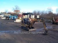 CATERPILLAR TRACK EXCAVATORS 301.8C equipment  photo 1