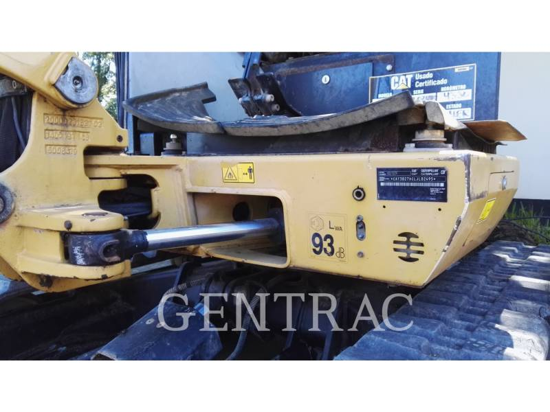 CATERPILLAR PELLES SUR CHAINES 302.7DCR equipment  photo 14
