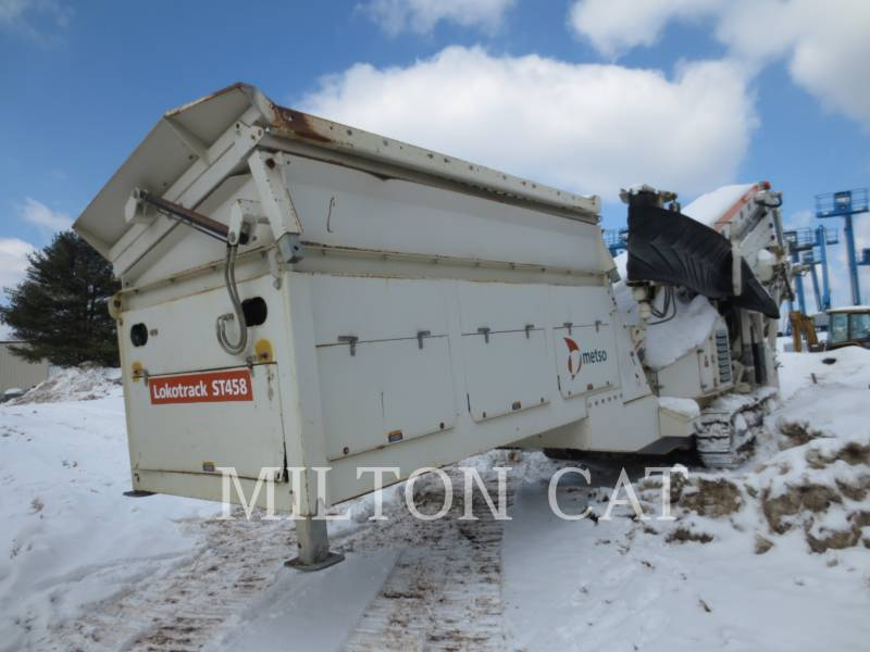 METSO CRIBAS ST458_MT equipment  photo 5
