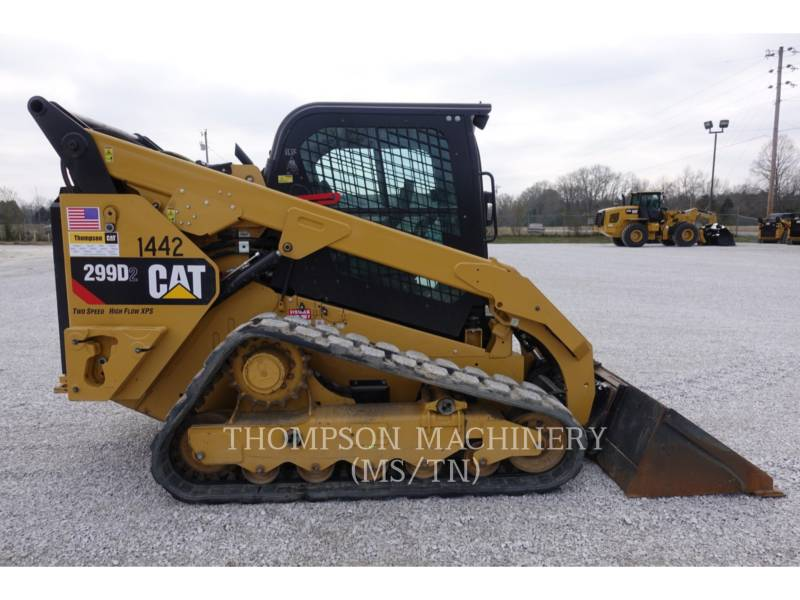CATERPILLAR MULTITERREINLADERS 299D2 equipment  photo 5