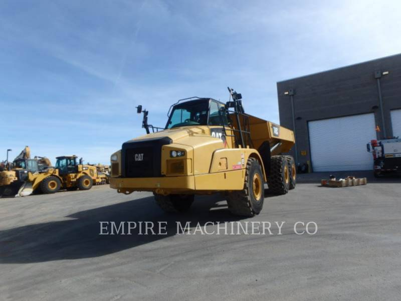 CATERPILLAR 铰接式卡车 745C equipment  photo 4