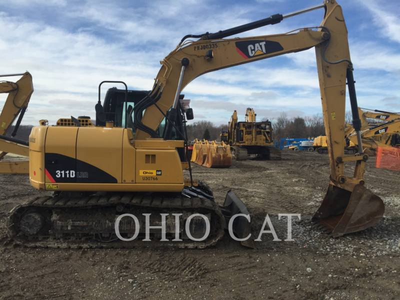 CATERPILLAR TRACK EXCAVATORS 311DLRR equipment  photo 10