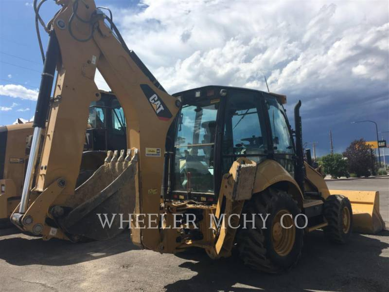 CATERPILLAR BACKHOE LOADERS 430F E equipment  photo 3