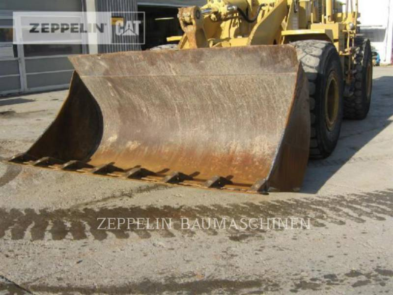 CATERPILLAR CARGADORES DE RUEDAS 950F equipment  photo 22