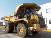 Equipment photo Caterpillar 770 CAMION MINIER PENTRU TEREN DIFICIL 1