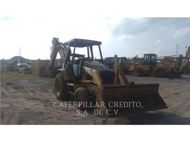 CATERPILLAR BACKHOE LOADERS 416D equipment  photo 4