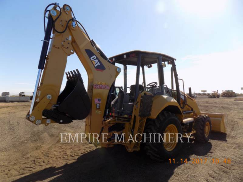 CATERPILLAR RETROEXCAVADORAS CARGADORAS 415F2ST equipment  photo 2
