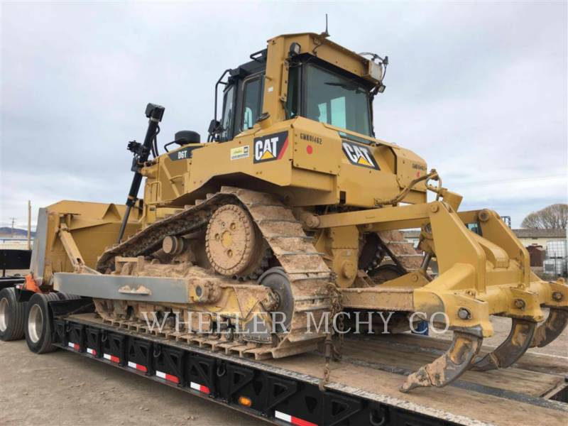 CATERPILLAR TRACTORES DE CADENAS D6T XL ARO equipment  photo 6