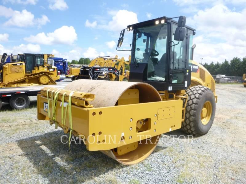CATERPILLAR VIBRATORY TANDEM ROLLERS CS64B CB equipment  photo 6