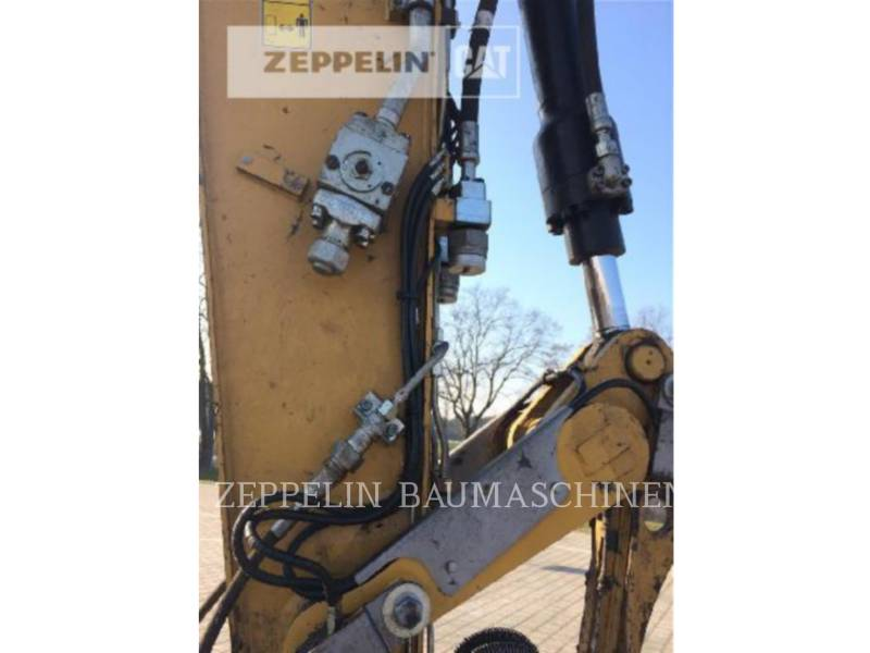 CATERPILLAR WHEEL EXCAVATORS M313D equipment  photo 23