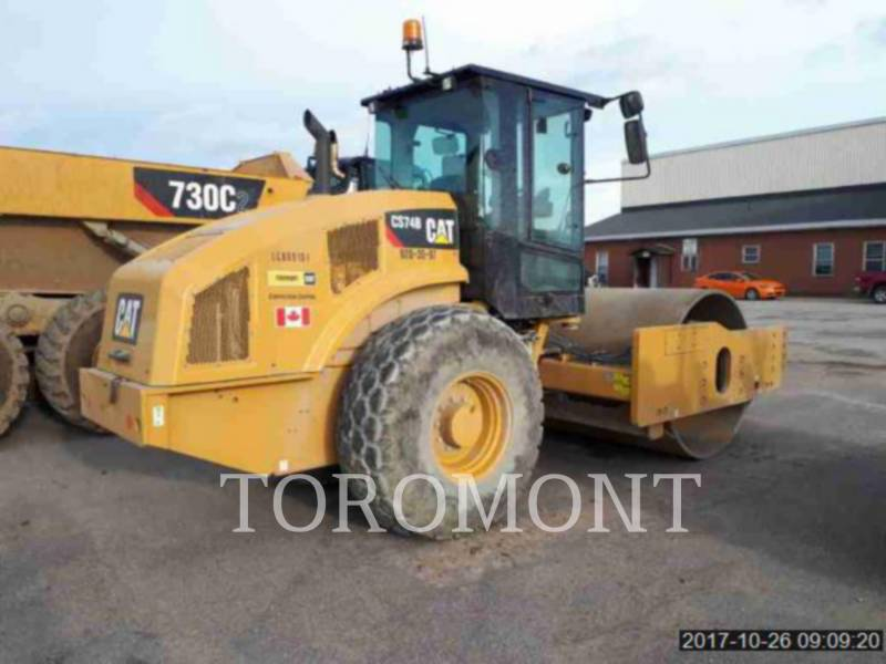 CATERPILLAR WALCE CS74B equipment  photo 3