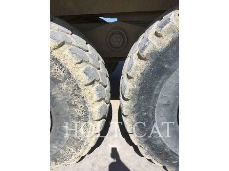 CATERPILLAR TOMBEREAUX ARTICULÉS 740EJ equipment  photo 8