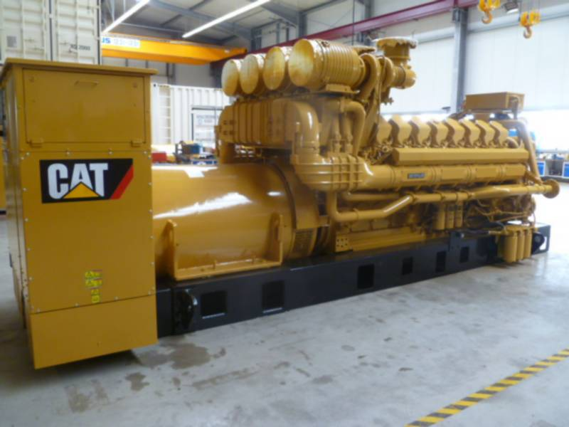 CATERPILLAR STATIONÄRE STROMAGGREGATE C175-16 equipment  photo 2