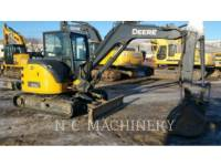JOHN DEERE TRACK EXCAVATORS 60G equipment  photo 1