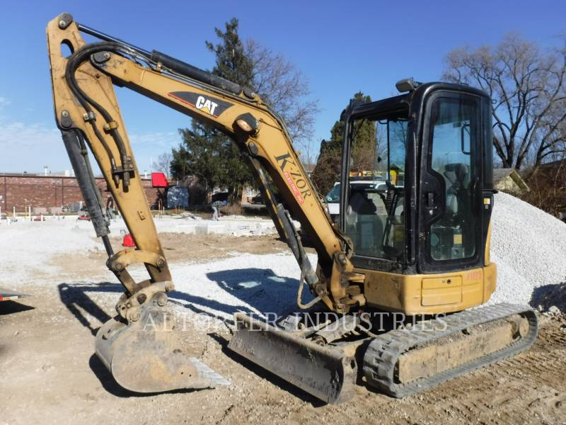 CATERPILLAR EXCAVADORAS DE CADENAS 303CCR equipment  photo 1