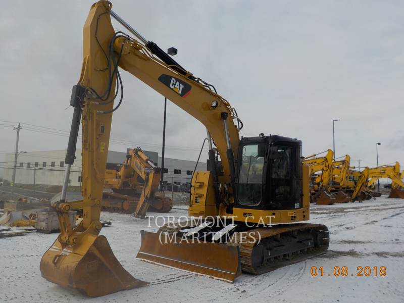 CATERPILLAR PELLES SUR CHAINES 315 F L equipment  photo 1