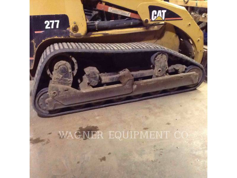 CATERPILLAR CHARGEURS COMPACTS RIGIDES 277 equipment  photo 15