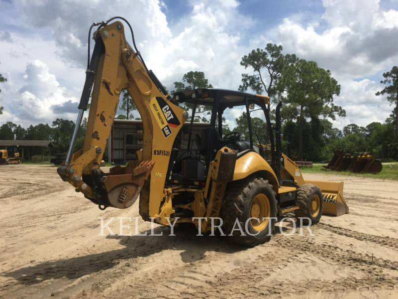 Caterpillar BULDOEXCAVATOARE 416FST equipment  photo 5