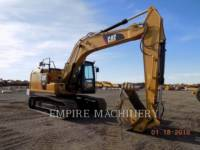 CATERPILLAR TRACK EXCAVATORS 316FL equipment  photo 1