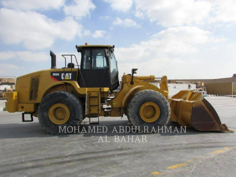 CATERPILLAR CARGADORES DE RUEDAS 966 H equipment  photo 6