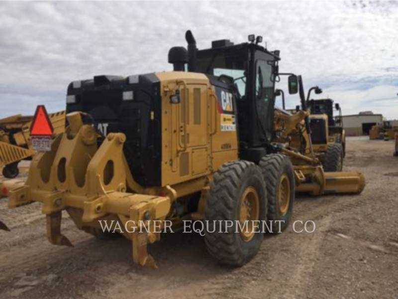 CATERPILLAR MOTORGRADER 140M3 AWD equipment  photo 3