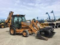 CASE BAGGERLADER 580SN equipment  photo 2