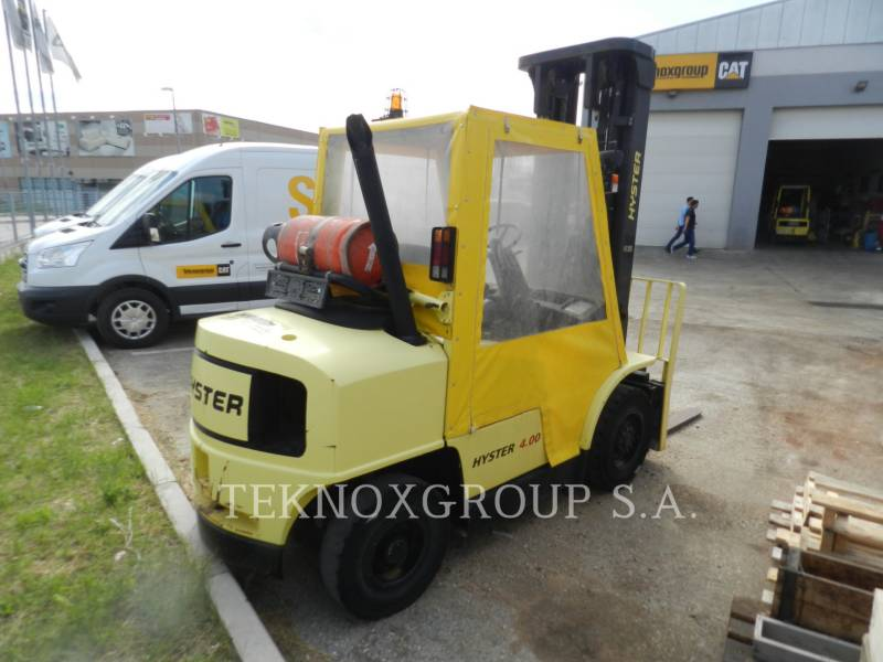HYSTER EMPILHADEIRAS H4.00HM-5 equipment  photo 1