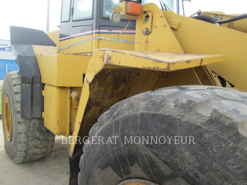 CATERPILLAR CARGADORES DE RUEDAS 950F2 equipment  photo 5