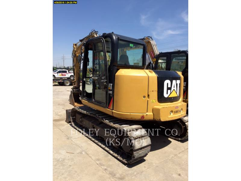 CATERPILLAR ESCAVATORI CINGOLATI 308ECRSBS equipment  photo 3