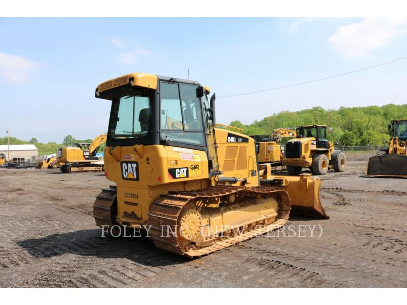 CATERPILLAR TRACK TYPE TRACTORS D4K2LGP equipment  photo 3