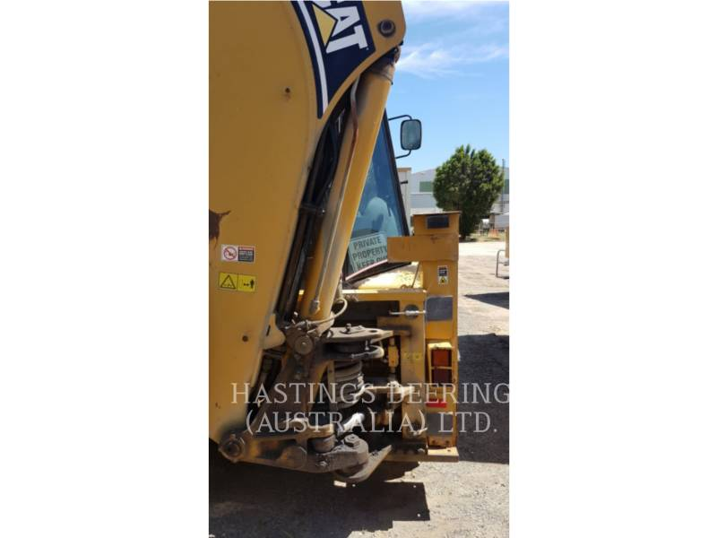 CATERPILLAR BACKHOE LOADERS 432D equipment  photo 6