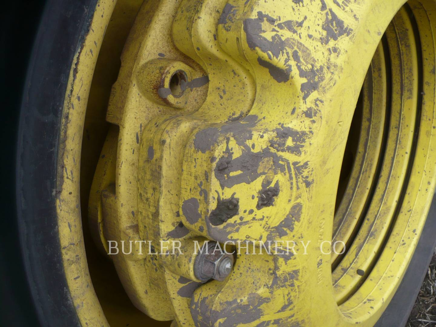 Detail photo of 2009 John Deere 9630T from Construction Equipment Guide